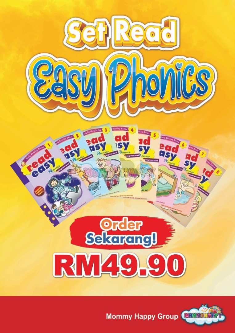 BK02-Set ReadEasy Phonics