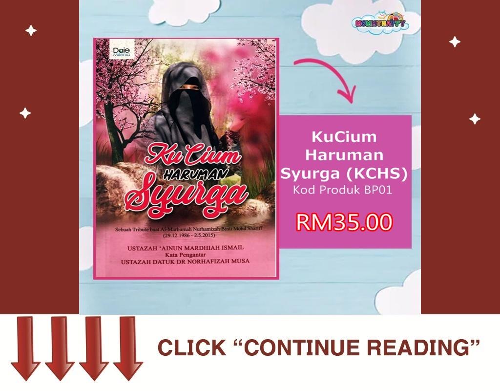 KCHS-KUCIUM HARUMAN SYURGA