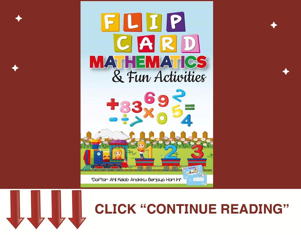 FLIP CARD MATHEMATICS
