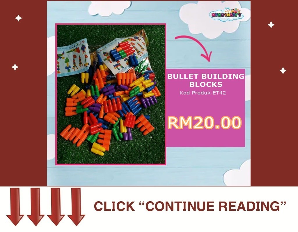 ET36- BULLET BUILDING BLOCKS