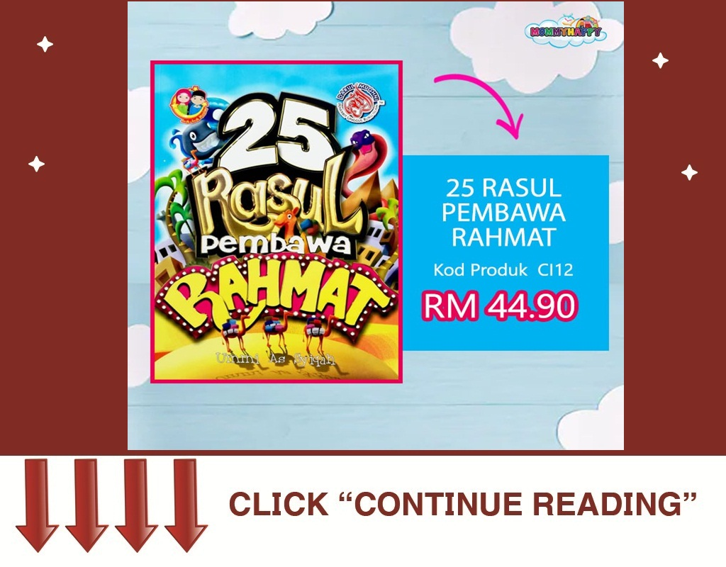 25 RASUL PEMBAWA RAHMAT