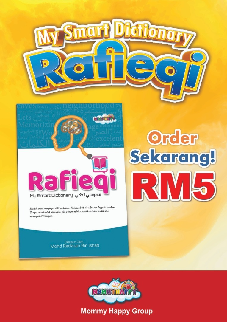 BA10- MY SMART DICTIONARY-RAFIEQI