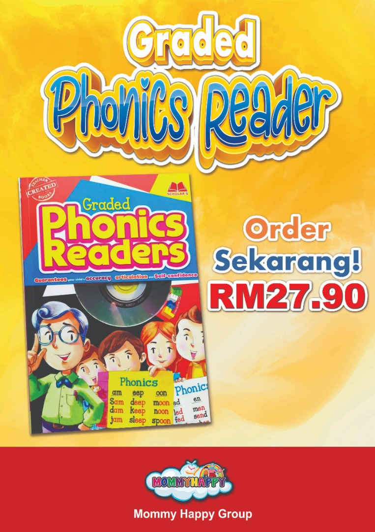 BK06-Graded Phonics Reader