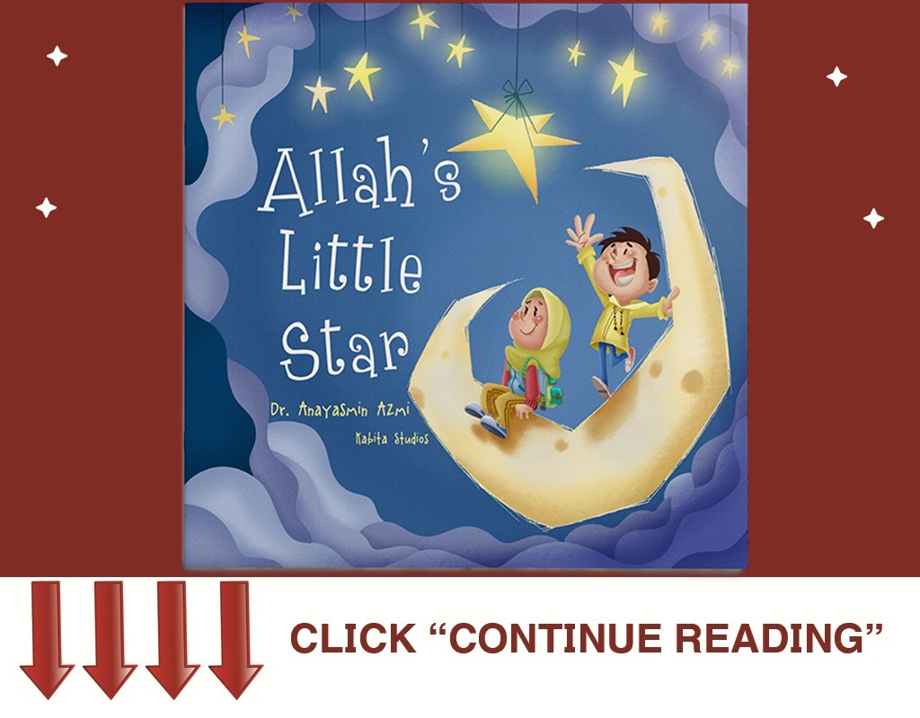BK48- ALLAH'S LITTLE STAR (SOFTCOVER)
