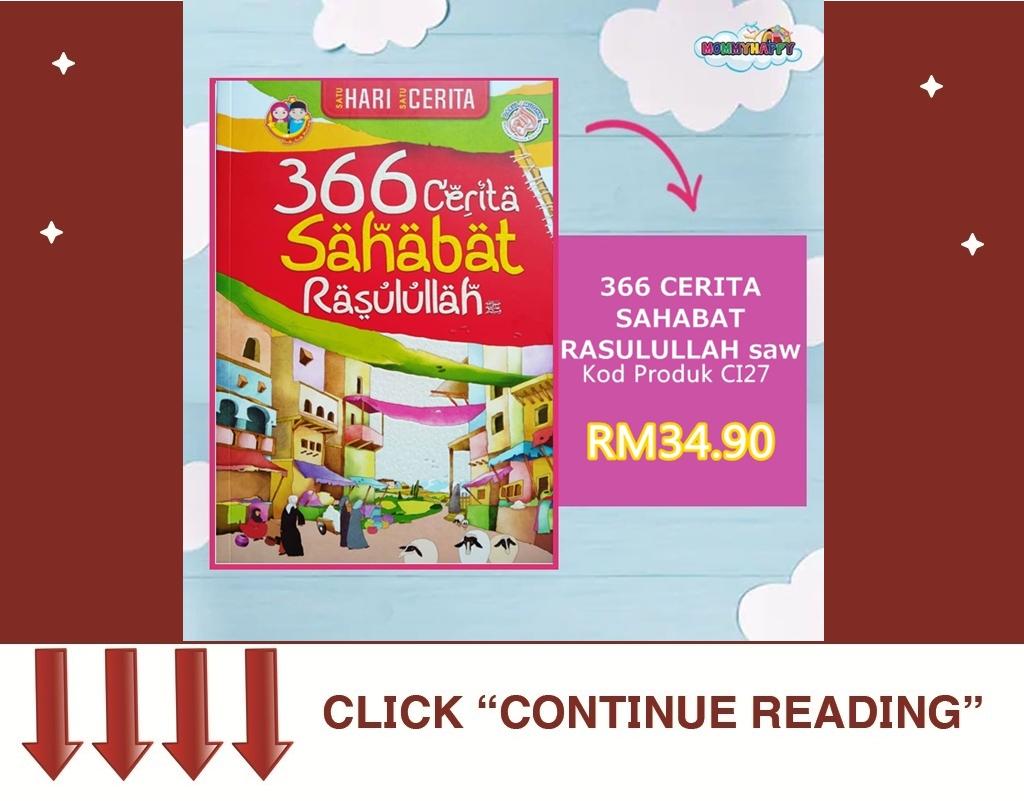 366 Cerita Sahabat Rasulullah s.a.w