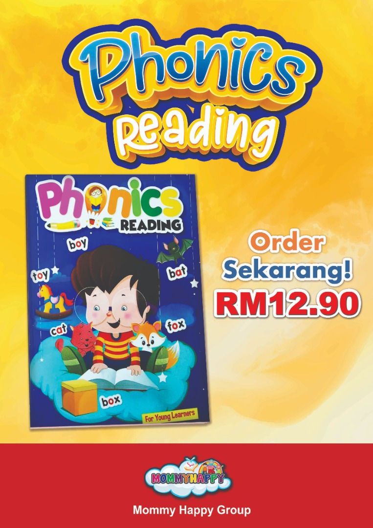 BK51- PHONICS READING