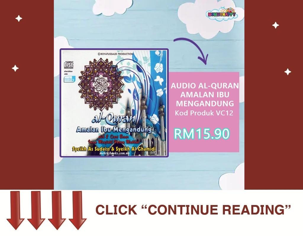 VC12- VCD AMALAN IBU MENGANDUNG
