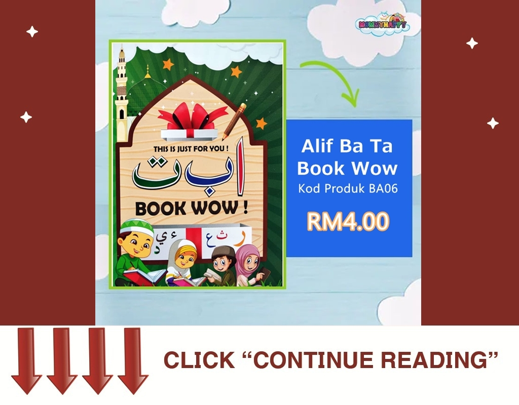MB02- ALIF BA TA MINI BOOK WOW