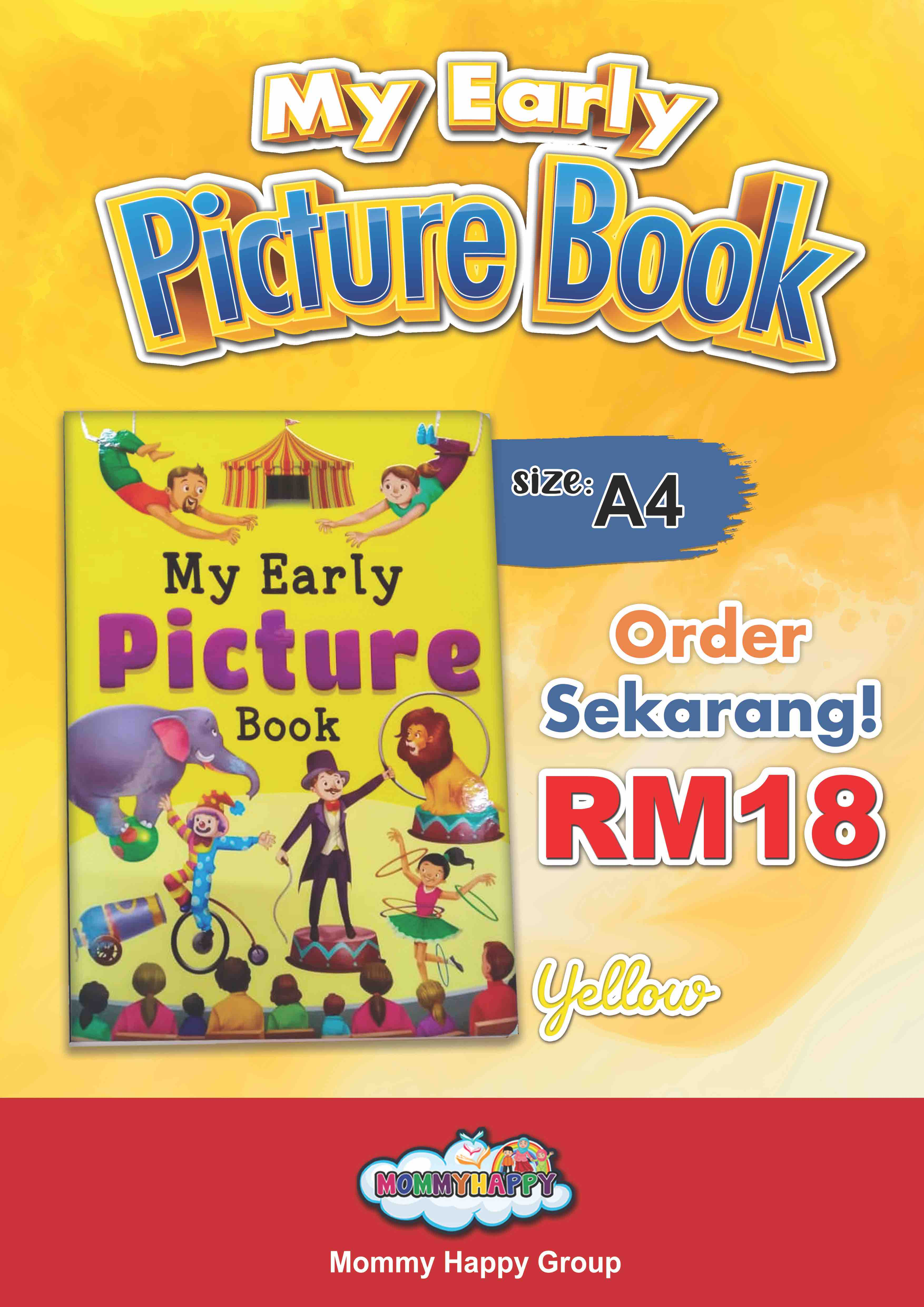 MAYBK03-MY EARLY PICTURE BOOK