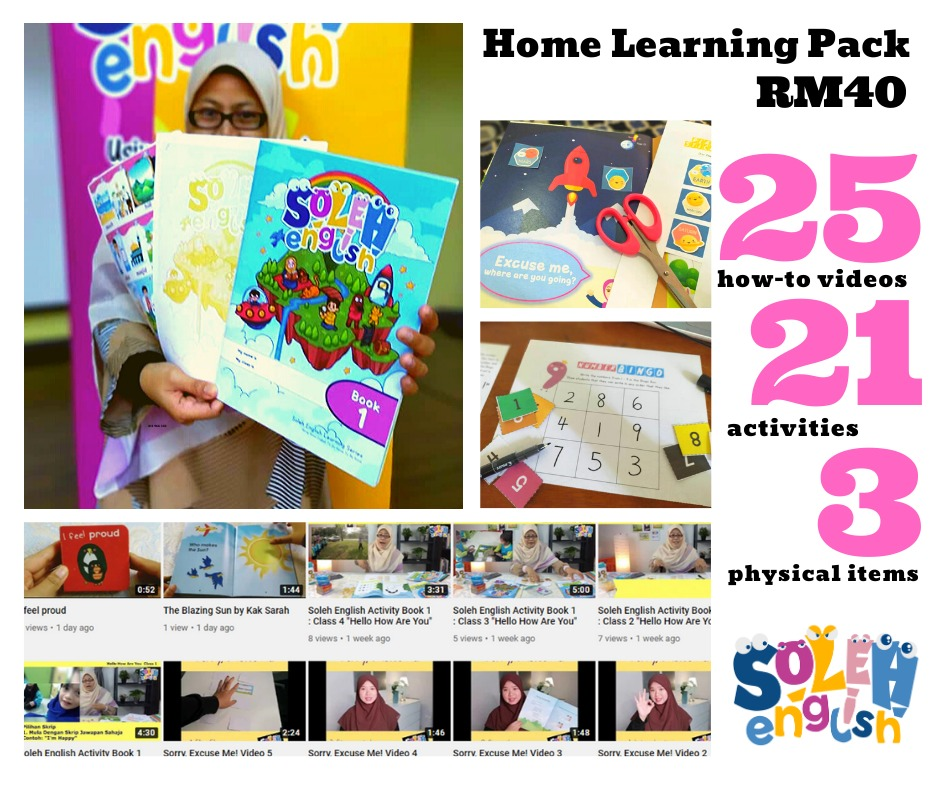 BA73-Soleh English HOME LEARNING PACK