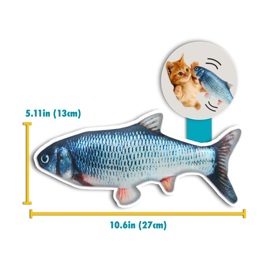 ET601-ELECTRIC FISH