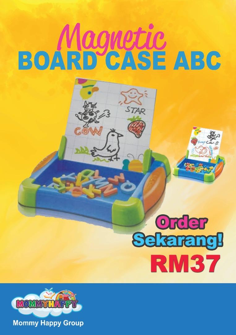 ET704-Magnetic Board Case-ABC
