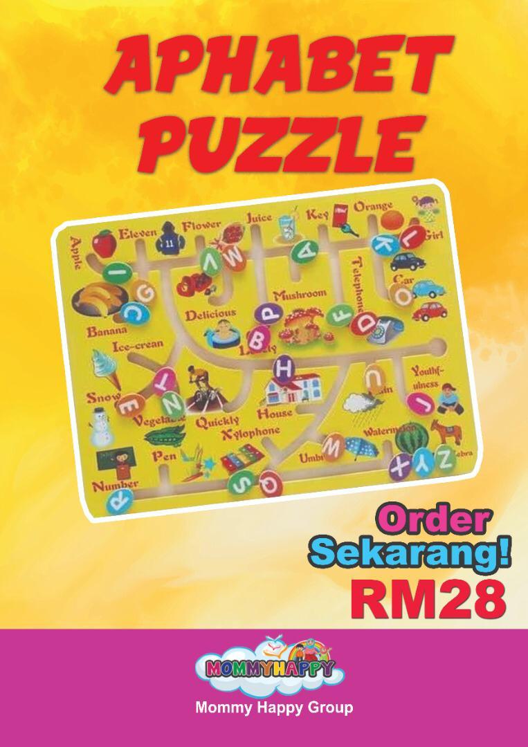 ET17-Aphabet Puzzle