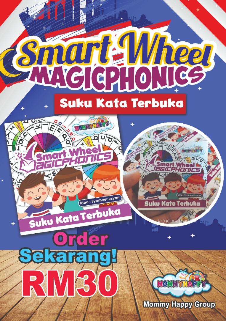 BK99 – SMART WHEEL MAGIC PHONIC