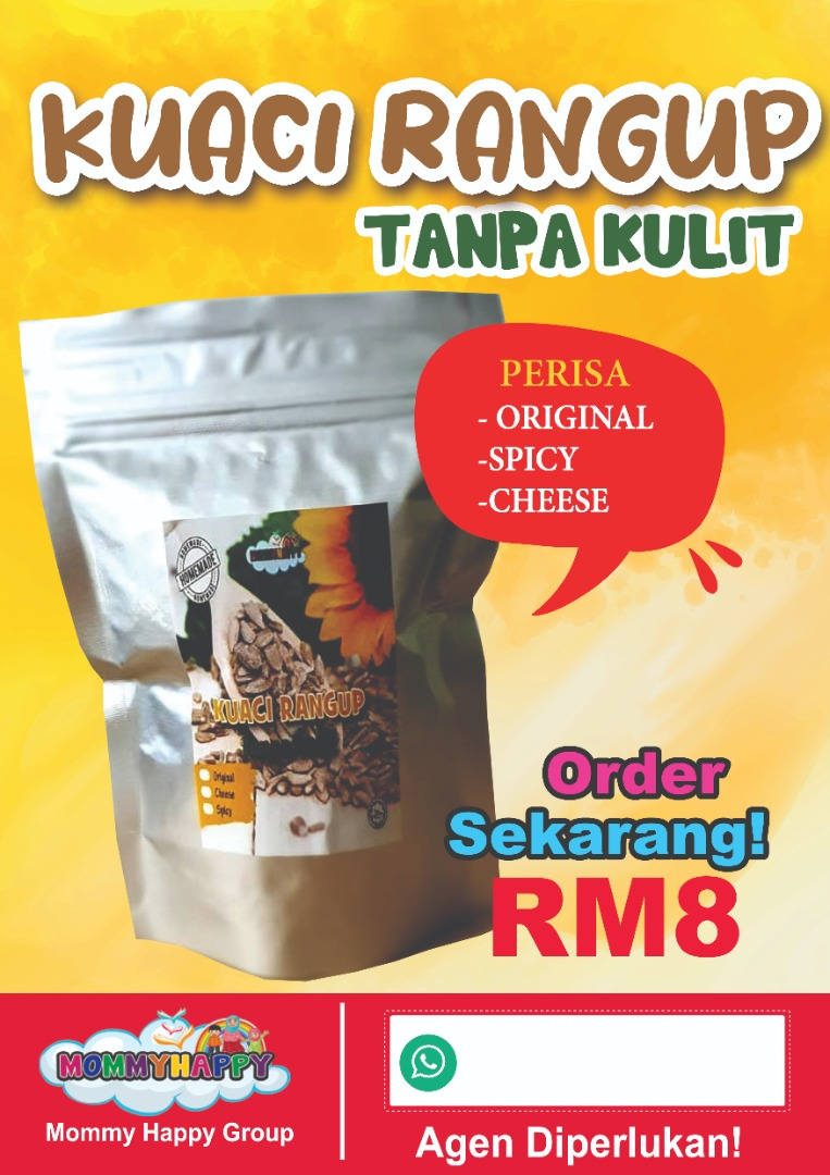 FOOD02-Kuaci Rangup Spicy