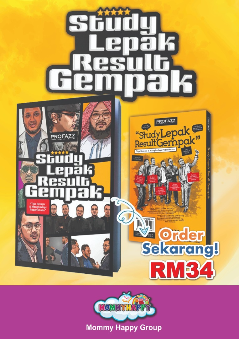 BK111- BUKU STUDY LEPAK RESULT GEMBAK