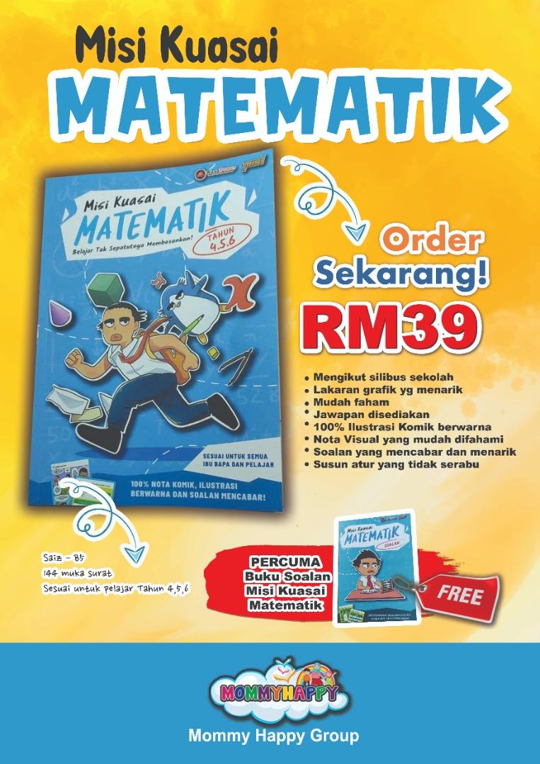WP04 : Buku Misi Kuasai Matematik
