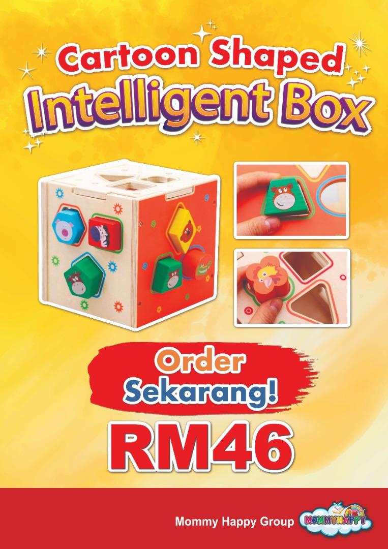 ET400- Cartoon Shaped Intelligent Box