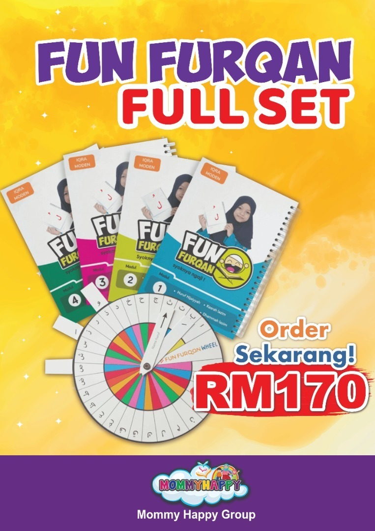 BK135-FUN FURQAN FULL SET