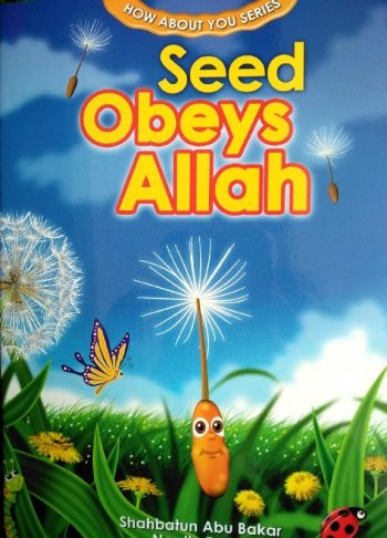 SEED OBEYS ALLAH